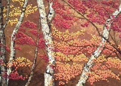 Autumn's Woodland