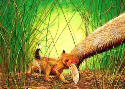 A Foxy Pup